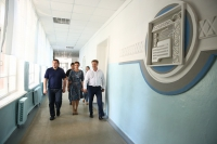 Андрей Бочаров совершил рабочую поездку в Камышин