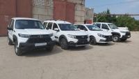 Автопарк больниц Волгоградской области пополнился новыми машинами