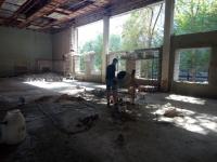 В волжской больнице имени С.З. Фишера стартовал новый этап капитального ремонта