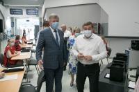 Андрей Бочаров: «Для защиты жителей Волгоградской области, страны от коронавирусной инфекции необходимо обязательно пройти вакцинацию»