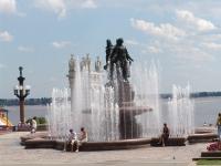 В Волгограде из-за жары приняты дополнительные меры для создания комфортных условий для жителей и гостей региона
