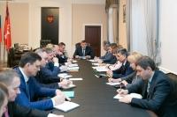 Андрей Бочаров актуализировал задачи по работе оперативных, коммунальных и социальных служб в праздничные дни