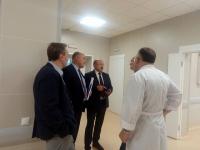 Почти 20 тысяч человек уже приняли в новом отделении скорой помощи волгоградской больницы № 25