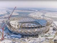 Главные медики FIFA проверили ход подготовки Волгограда к ЧМ-2018