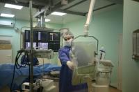 Жители волгоградского региона получают высокотехнологичную медпомощь