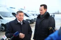 Андрей Бочаров: «Мы обеспечили 90-процентное обновление парка скорой»