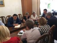 Главный  врач  городской клинической больницы №1 им. С.З.Фишера Александр Филиппов уволен с занимаемой должности