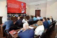 Андрей Бочаров подвел предварительные итоги проведения чемпионата мира по футболу в регионе
