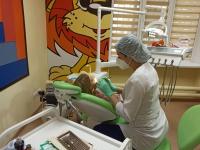 В Волгоградской области продолжается модернизация детских поликлиник
