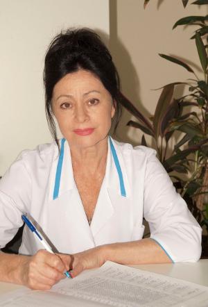 Молчанова Ольга Владимировна