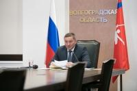 Андрей Бочаров поставил задачи по подготовке системы здравоохранения Волгоградской области к работе в сложный осенне-зимний санитарно-эпидемиологический период
