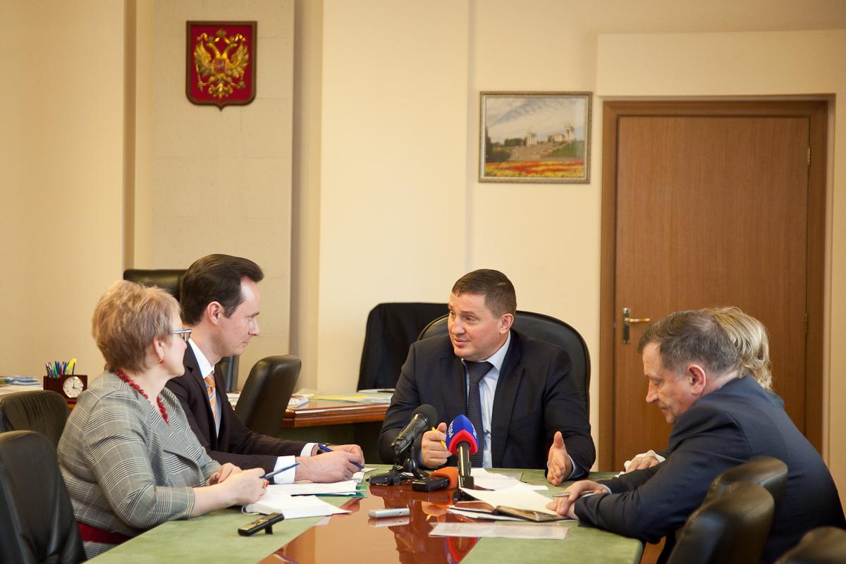 Андрей Бочаров: «Государство будет укрепляться на рынке медицинских услуг»