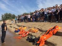 «Безопасная Волга»: в Волгоградской области стартовала профилактическая акция по правилам поведения на воде