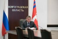 Андрей Бочаров актуализировал задачи по сдерживанию распространения коронавирусной инфекции на территории Волгоградской области
