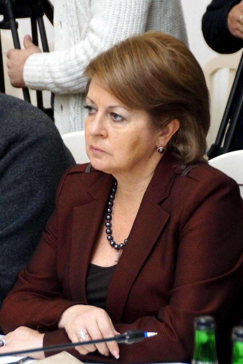 Председатель комитета Волгоградской областной Думы Наталья Семёнова: